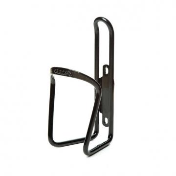 Фляготримач ONRIDE Coupe алюмінієвий чорний (плаский прут)