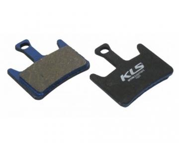 Колодки тормозные KLS D-07 для Hayes Prime Expert органика