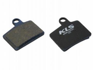 Гальмівні колодки KLS D-06 для Hayes Stroker Ryde органіка