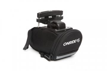 Сумка підсідельна OnRide Seat C T-System чорний