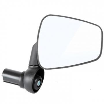 Зеркало Zefal Dooback 2 (4770R) квадр. в руль, правое, черное