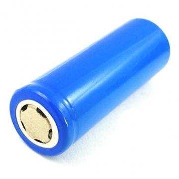 Аккумулятор 14500, 1400mAh, защита, синий