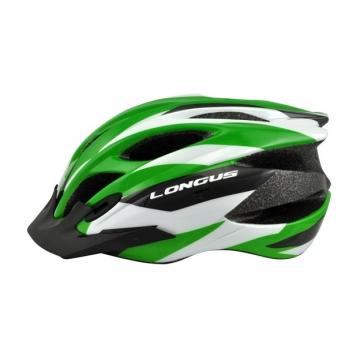Шлем ERTURIA InMold зелен сетка разм S/M, 52-58см