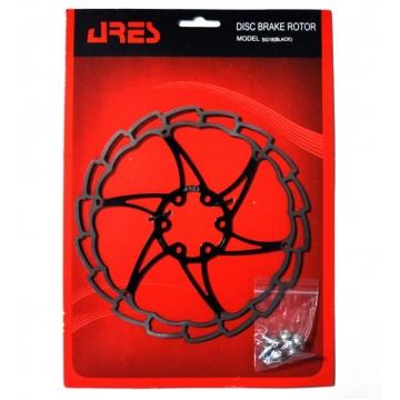Ротор disk Ares 180мм чорний
