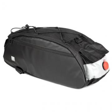 Сумка на багажник Sahoo 142003 з блимавкою
