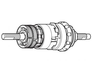 Внутренний механизм втулки SG-3C41 (комплект)
