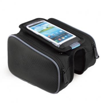 """Сумка на раму під смартфон до 6.5"""" Roswheel R-Tex 12813-A"""