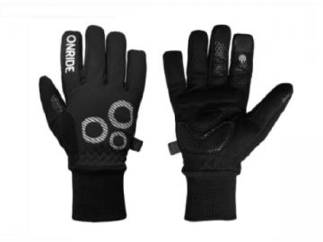 Рукавички ONRIDE Icy 20 колір чорний розмір M
