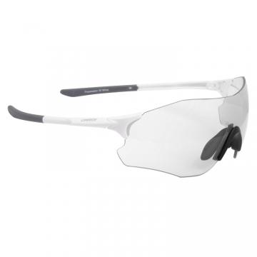 Окуляри ONRIDE Possession 20 матові білі з лінзами прозорі (100%)