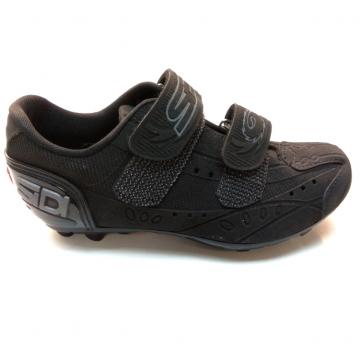 Контактні туфлі MTB SIDI чорні 38
