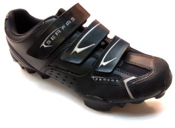 Контактні туфлі MTB Serfas Saddleback чорні 38