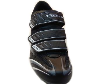 Контактні туфлі MTB/шосе Serfas чорні 38