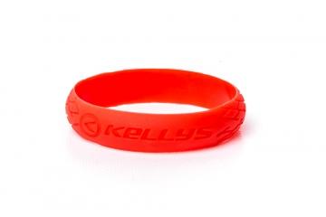 Браслет на руку Kellys красный