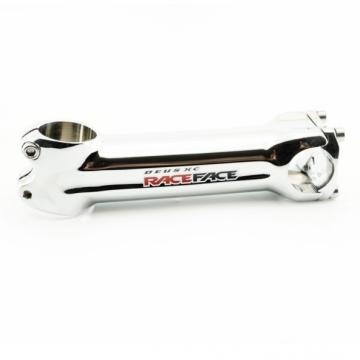 Вынос RaceFace Deus XC на 25,4мм, длина - 130 мм, серебр, с коробкой